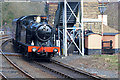 SO7483 : Severn Valley Railway - guest engine at Highley by Chris Allen