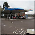 SO6303 : Tesco filling station, High Street, Lydney  by Jaggery
