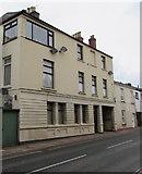 SO6302 : High Street flats, Lydney by Jaggery