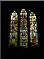SE2740 : St John's church, Adel - Vestry window by Stephen Craven