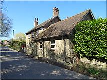 SO5793 : Cottage, Brockton by JThomas
