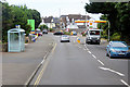 SY0082 : Exmouth, Exeter Road by David Dixon