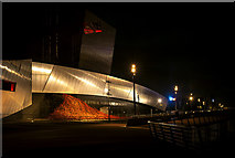 SJ8097 : Imperial War Museum - Manchester by James Johnstone
