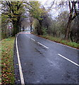 SS9398 : Towards a bend in Rhigos Road beyond Treherbert by Jaggery