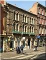 SK5739 : Former Dog and Bear pub, Bridlesmith Gate, Nottingham by Alan Murray-Rust