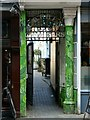 SK5739 : Cobden Chambers, Pelham Street by Alan Murray-Rust