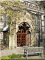 SK5739 : Church of St Mary, Nottingham by Alan Murray-Rust