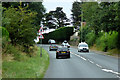 SX9887 : A376, Exmouth Road, at Ebford by David Dixon