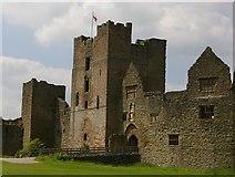 SO5074 : Ludlow Castle by Ann