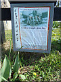 TM4899 : Report at Memorial near St. Mary's Church by Adrian Cable