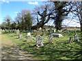 TM4899 : St. Mary's Churchyard by Adrian Cable