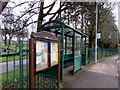 SO2900 : Coed Camlas bus shelter, New Inn by Jaggery