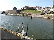 NO4102 : Largo Harbour by Oliver Dixon