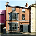 SK5739 : 10 George Street, Nottingham by Alan Murray-Rust
