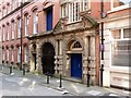 SK5739 : Mills Building, Plumptre Place, Nottingham by Alan Murray-Rust