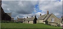 SY9682 : Buildings at Corfe Castle by Derek Harper