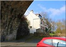 NO4102 : Burnbrae Terrace, Lower Largo by Bill Kasman