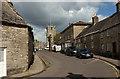 SY9681 : West Street, Corfe Castle by Derek Harper