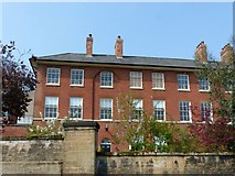 SK5639 : St Peter's Rectory, Standard Hill, Nottingham by Alan Murray-Rust