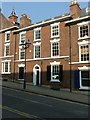 SK5639 : 3 St James's Terrace, Nottingham by Alan Murray-Rust