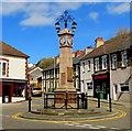 ST1190 : Senghenydd War Memorial by Jaggery