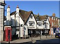 TQ5354 : The Chequers Inn in Sevenoaks by John P Reeves
