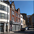 TQ3580 : Former Three Suns Pub, Garnet Street, Wapping by Free Man