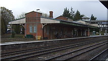 SO5140 : Hereford Railway Station by JThomas