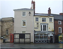 SO5139 : The Golden Fleece, Hereford by JThomas