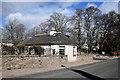 NO5899 : Former tollhouse, Kincardine O'Neil by Bill Harrison