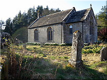 NT7702 : Church of St Francis of Assisi, Byrness by Andrew Curtis