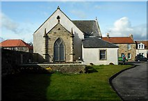 NO5402 : St John's Episcopal Church, Pittenweem by Richard Sutcliffe