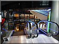 SP0686 : Escalators in the Library of Birmingham by Philip Halling