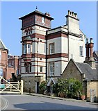 SK5639 : The Tower House, Park Row, Nottingham by Alan Murray-Rust
