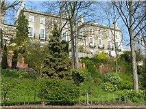 SK5639 : 1 – 4 Park Terrace, Nottingham by Alan Murray-Rust