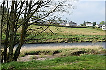 H4473 : River Strule by Kenneth  Allen