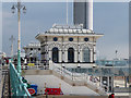 TQ3004 : Ticket pavilion, i360 viewing lift, Brighton by Robin Webster