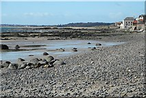 NO4202 : The beach, Lower Largo by Richard Sutcliffe
