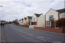 SE5613 : Moss Road, Askern by Ian S