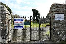NX6248 : Entrance to Borgue Kirkyard by Billy McCrorie