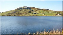 J3034 : Intake land on Slievenalargy above Lough Island Reavy by Eric Jones