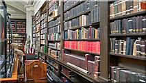 SJ8498 : The Portico Library, Manchester by David Dixon