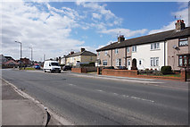 SE5613 : Doncaster Road, Askern by Ian S