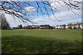 SE5512 : Askern Miners Welfare Club, Askern by Ian S