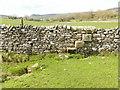 SE0252 : Stone stile near Holywell by Stephen Craven