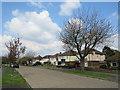 TQ3115 : Grand Avenue, Keymer by Malc McDonald