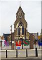 TQ3385 : Dalston : Church of St Matthias by Julian Osley