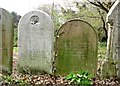 TG2408 : The grave of George James and Louisa Emma Goff by Evelyn Simak
