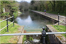 ST2896 : Monmouthshire & Brecon Canal, Five Locks by M J Roscoe