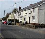 SO1110 : Brecon Terrace, Tafarnaubach by Jaggery